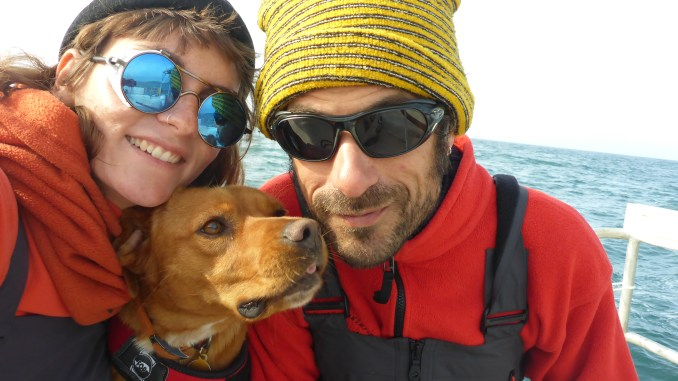 equipage nomade voile