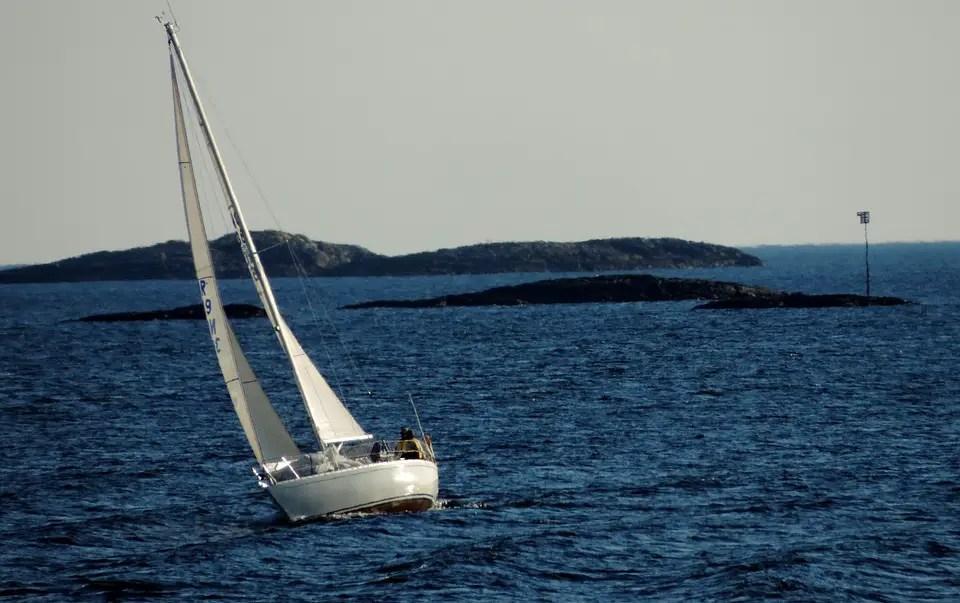 6 voiliers de 8.50 mètres, d'occasion à moins de 20000 euros