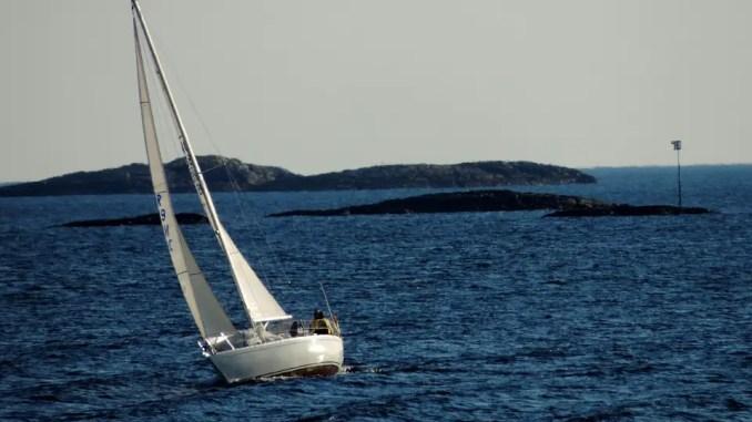 voilier de 8 metres