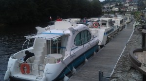 bateau a quai