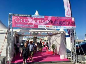 salon les occasions du multicoque
