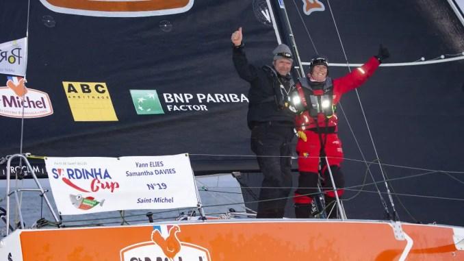 Yann elièes sur sardinha Cup