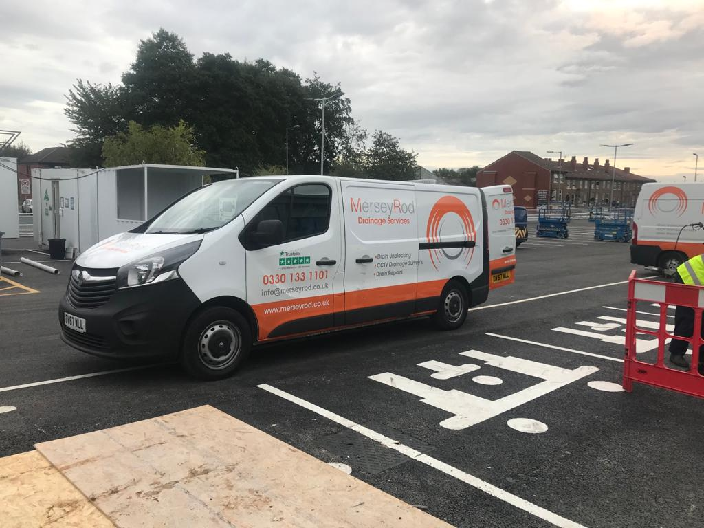 commercial Drainage Liverpool