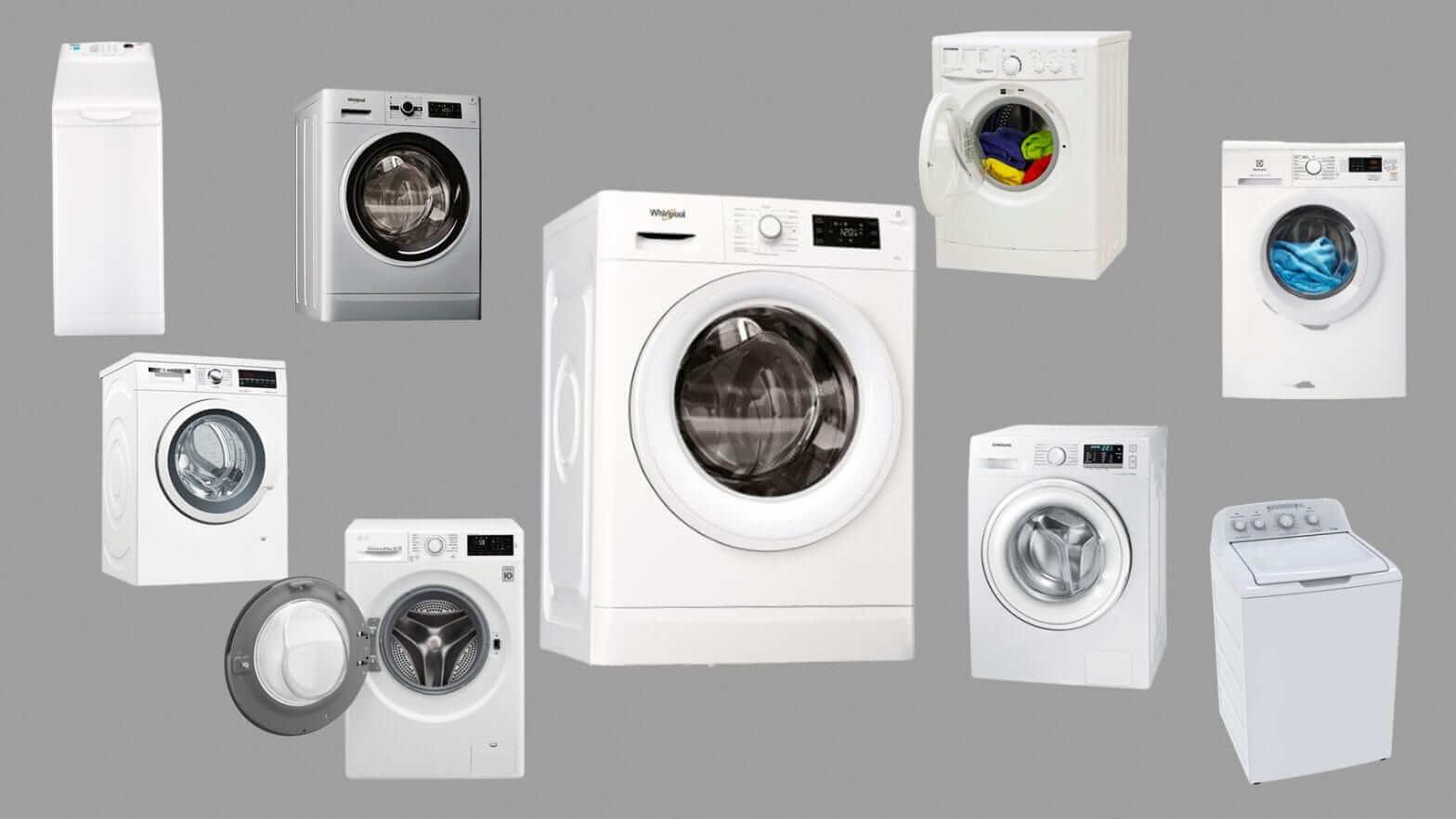 Mersin'de 2.el çamaşır makinesi