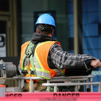 merson law construction worker accident