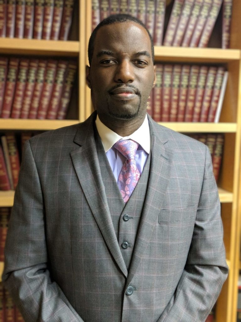 Merson Law Associate dr omar stewart