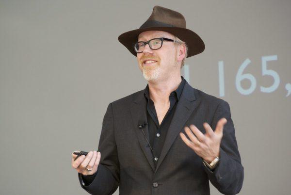 Mythbusters host Adam Savage accused of sexual assault