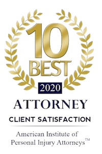 Jordan Merson American Institute of Best Attorney Client Satisfaction
