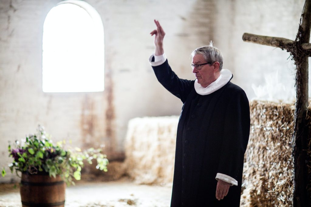 why don't priests go to prison?