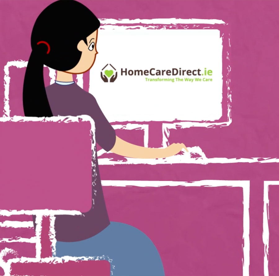 Home care direct explainer video
