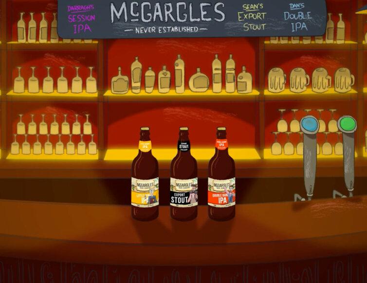 Mcgargles – Rebranding
