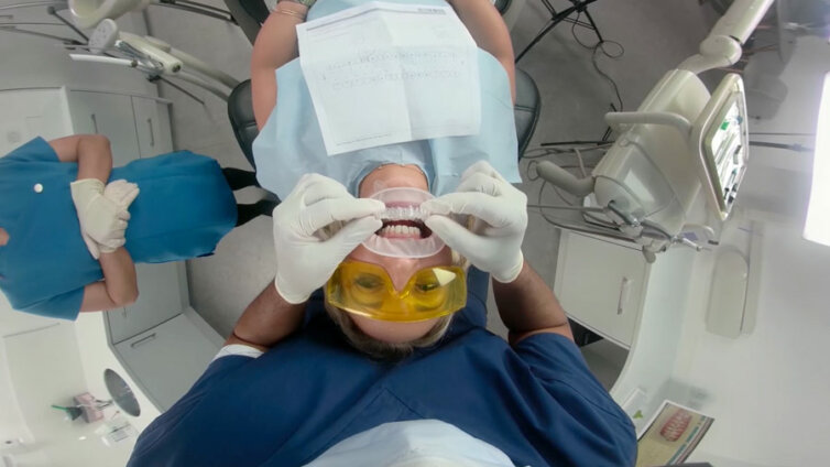 Dental Virtual Training