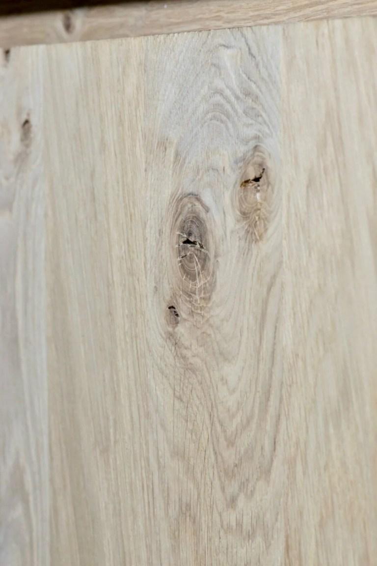 Landelijke keuken Oudenbosch eiken hout
