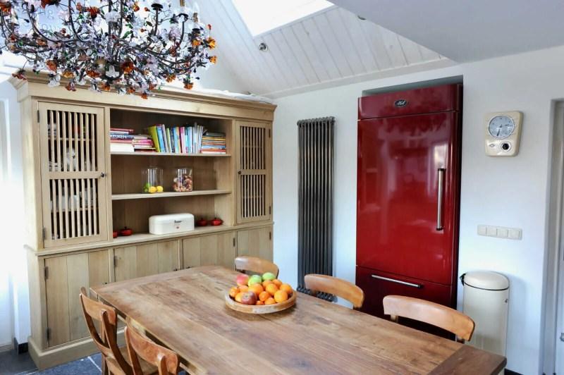 Eiken keuken Blitterswijck overzichtsfoto
