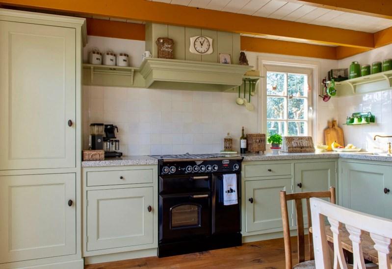 Nostalgische keuken Dordrecht overzichtsfoto