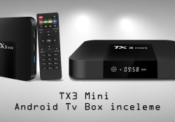 Tx3 Mini Android Tv Box İnceleme