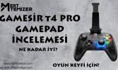 Gamesir T4 Pro Gamepad İncelemesi