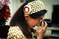 Head piece, awesome.. wonder how long does it take to make this altogether