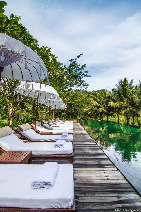 Pool, Komaneka Bisma, Ubud, Bali