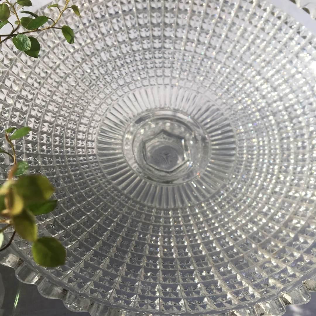 coupe verre sur piédouche