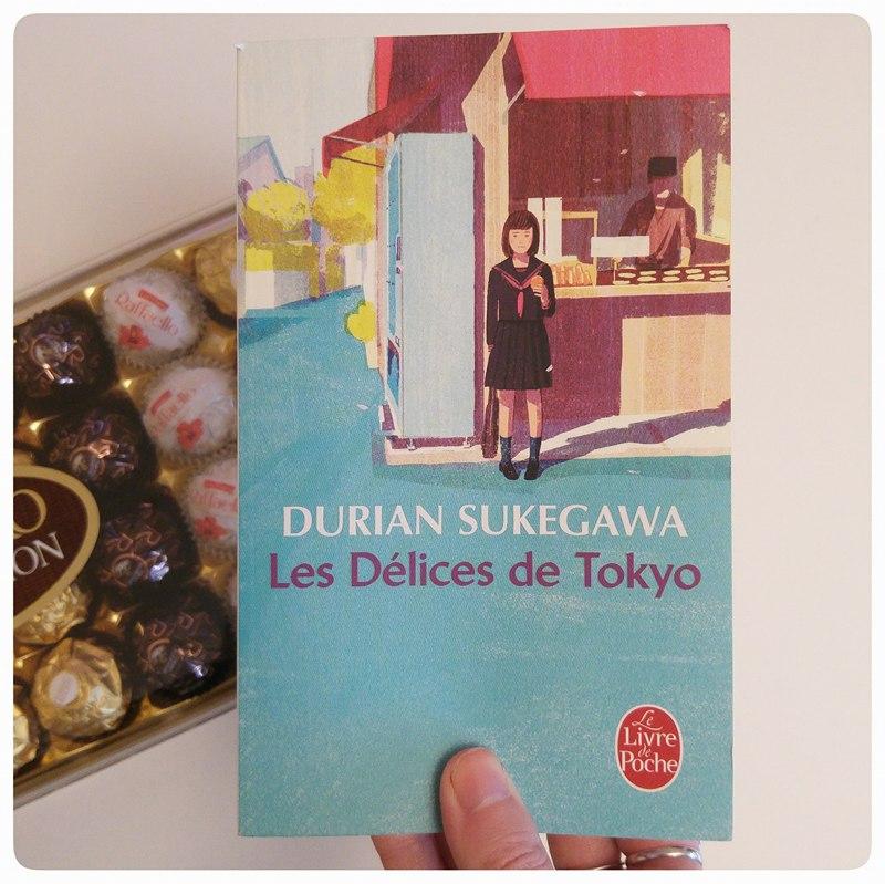 Les Délices de Tokyo _ Durian Sukegawa