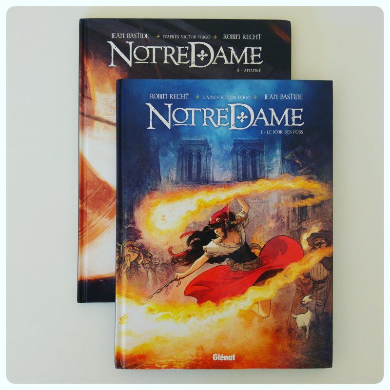 Notre Dame tomes 1 & 2 _ Recht et Bastide