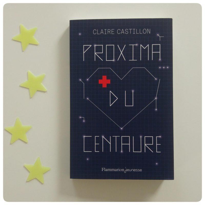Proxima du Centaure _ Claire Castillon