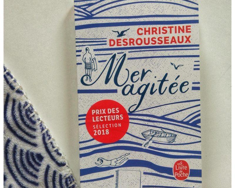 Mer agitée _ Christine Desrousseaux