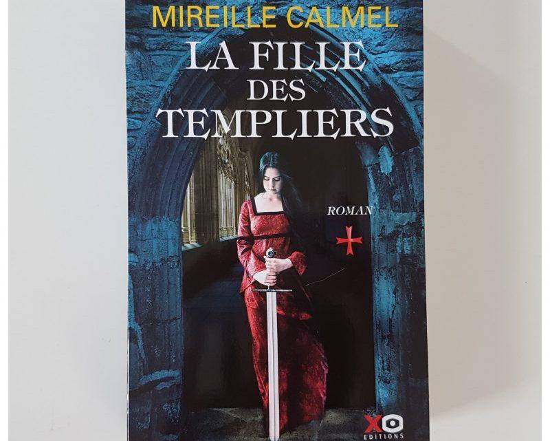 La Fille des templiers _ Mireille Calmel