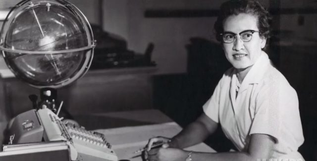 katherine Johnson à la NASA