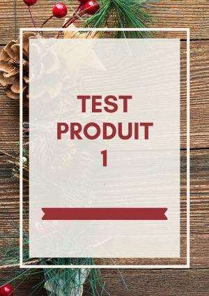 test boutique pour produit 1