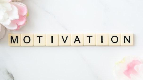 les mots pour trouver la motivation