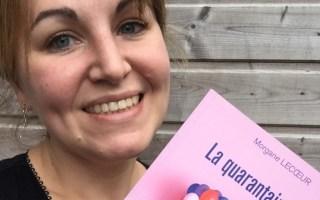 la quarantaine 2.0 le roman feel good de morgane lecoeur