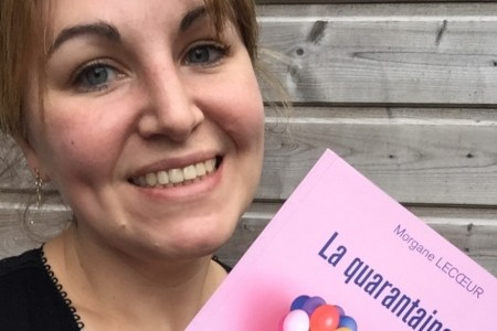 la quarantaine 2.0 le roman feel good de morgane lecoeur