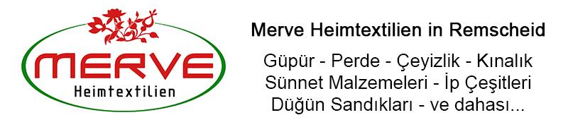 MERVE HEIMTEXTILIEN logo