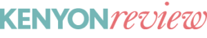 Kenyon Review Logo
