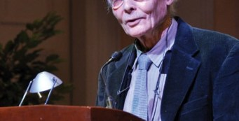 Merwin Wins Award from The Academy of American Poets