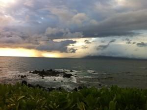 Sun on Wailea Coast smn
