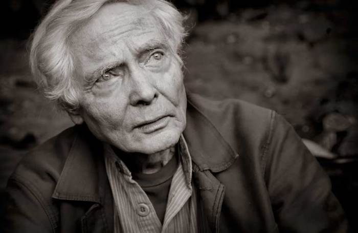 W.S. Merwin by Lisa Kristine