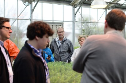 Jason Denhart - Arbor Day Greenhouse