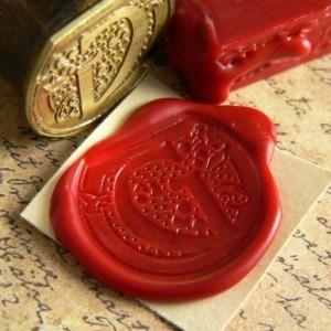 Red Sealing Wax