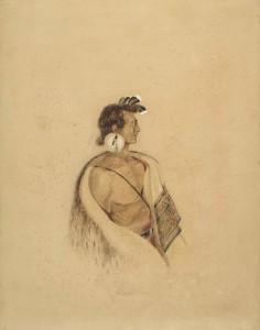 Heaphy of Te Rangihaeata Alexander Turnbull Lib c-025-022