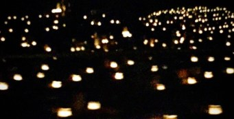 All Souls Day Vigil at St. Joseph's Church in Makawao, Maui
