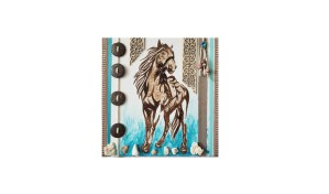 HORSE ARTIST PAINTING CANVAS MOROCCAN TOUCH STYLES HORSES LOVE ART ARTWORK ELEGANCE LUXE HOME DECOR WALL PAINTERS EXCLUSIVE 2