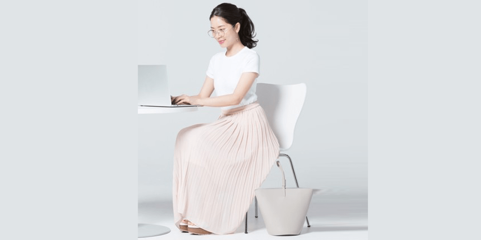 A white t shirt with a long skirt is the bohemian chic look to adopt for sunny days
