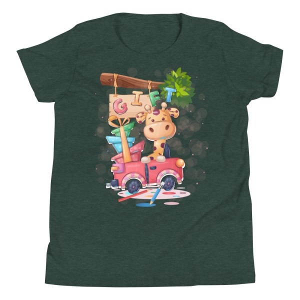 youth premium tee heather forest front 6041a1af12b71