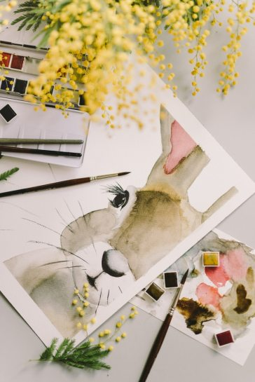 Easy Fall Watercolor Painting Ideas for Beginners Step by Step 2