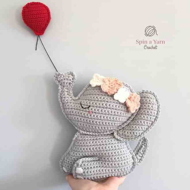Amigurumi Éléphant crochet partie 1/2 🐘 - YouTube | Crochet ... | 660x660
