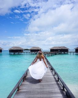 Full moon - Meryl Denis, Travel, fashion, lifestyle blogger Paris