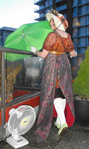 umbrella and rear cropped